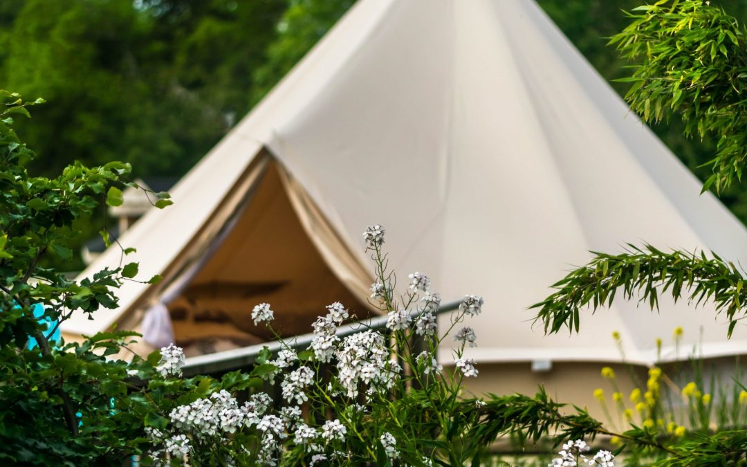 Glampsite Reopening Scheduled For 20th July 2020